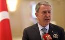 Türkiye Milli Savunma Bakanı Akar, Yunanistan Savunma Bakanı ile Görüştü