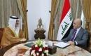 Barham Salih Bahreyn'in Bağdat Büyükelçisi Salah El Maliki İle Görüştü