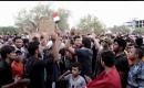 Basra'da Gösteriler Sürüyor