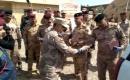 İçişleri Bakanlığı Vekili ve Kara Kuvvetler Komutanı Kerkük'ü Ziyaret Etti