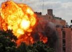 İsrail Savaş Uçakları Gazze Şeridi'nin Kuzeyini ve Orta Kesimlerini Bombaladı: Şehit Sayısı 83'e Yükseldi