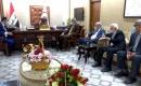 ITC Kerkük İl Başkanı Hişam Bayraktar'ın Başkanlığında Bir Heyet, Kerkük Sağlık Dairesi'ni Ziyaret Etti