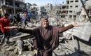 İsrail'in Gazze Şeridi'ne Hava Saldırılarında Şehit Sayısı 126'ya Yükseldi