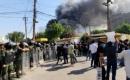 Irak Türkmen Cephesi Başkent Bağdat'ta KDP Binasının Ateşe Verilmesiyle İlgili Yazılı Açıklama Yaptı