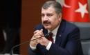 Türkiye Sağlık Bakanı Koca: 63 kişi daha Kovid-19 nedeniyle hayatını kaybetti