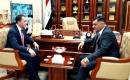Yıldız, Irak İletişim Bakanı Neim El Rubeyi İle Görüştü
