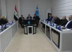 Türkmen Partileri Kerkük'te Toplantı Düzenledi