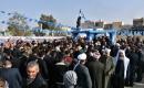 Kerkük'te Türkmen Şehitler Anıldı