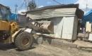 Kerkük'te Kaçak Binalar Yıkılmaya Devam Ediyor