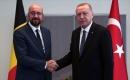 Erdoğan'dan AB Konseyi Başkanı Michel'e 'objektif ve tutarlı duruş' çağrısı