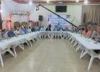 Türkmen Sivil Toplum Örgütleri Kerkük'te Musalla Spor Kulübü'nde Panel Düzenledi