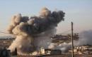 Rejim yine İdlib'i vurdu: 3'ü çocuk 4 sivil öldü