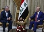 Cumhurbaşkanı Salih'ten Suriye Krizi  Açıklaması