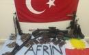 MİT ve Emniyet Birimlerinden Afrin'de Terör Operasyonu: 9 Gözaltı
