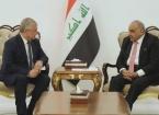 Abdülmehdi ve Lavrentyev,  Irak İle Rusya İlişkilerini Görüştü