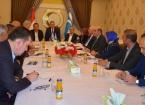 Kerkük'te ITC Genel Merkezinde Toplantı Düzenlendi