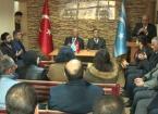 Irak Türkleri Kültür ve Yardımlaşma Derneği Ankara'da Anma Programı Düzenledi