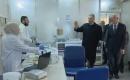 Salihi, Kerkük Şifa Sağlık Merkezi'ni Ziyaret  Etti