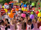 Bağdat'ta 23 Nisan Kutlaması