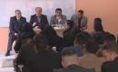 Haceroğlu Kerkük'te Üniversite Öğrencilerine Konferans Verdi
