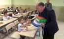 Türkmence Eğitimi Heyeti Ahmet Haceroğlu ve Telafer Okulunu Ziyaret Etti