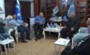 Muhtaroğlu,Tuzhurmatu'da Bazı Türkmen Heyetlerle Görüştü
