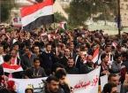 Irak Gösteriler