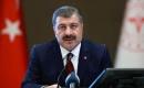 Türkiye Sağlık Bakanı Koca: Kovid-19 tedavisi tamamlananların sayısı 130 bin 852 oldu