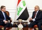 Abdulmehdi ABD Enerji Bakanı İle Görüştü