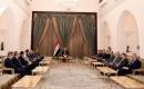 Cumhurbaşkanı Salih Siyasi Kitle Liderleriyle Görüştü