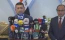 Musul Valisi Mansur El Merid Basın Toplantısı Düzenledi