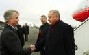 Türkiye Cumhurbaşkanı Erdoğan Berlin'de