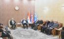 Karar Partisi'nden Bir Heyet Türkmen Adalet Partisini Tebrik Ziyaretinde Bulundu