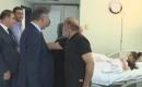 ITC Türkiye Temsilciği'nden Yaralılara Ziyaret