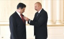 Azerbaycan Cumhurbaşkanı Aliyev, Türkiye'nin Bakü Büyükelçisi Özoral'a 'Dostluk Nişanı' Takdim Etti