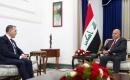 Büyükelçi Yıldız'dan Cumhurbaşkanı Salih'e Veda Ziyareti