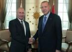Türkiye Cumhurbaşkanı Erdoğan ile Putin Telefonda Görüştü