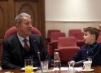Türkiye Milli Savunma Bakanlığında Çocuk Cıvıltıları Yankılandı