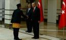 Türkiye Cumhurbaşkanı Erdoğan Endonezya'nın Ankara Büyükelçisi İkbal'i Kabul Etti