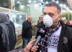 Kerkük'te  Koronavirüs Tehdidine Karşı Vatandaşlar Maskelere Koştu