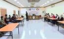 Türkmeneli Kalkınma ve İmar Kurumu Kerkük'te Şifa Sağlık Merkezi'nde Panel Düzenledi
